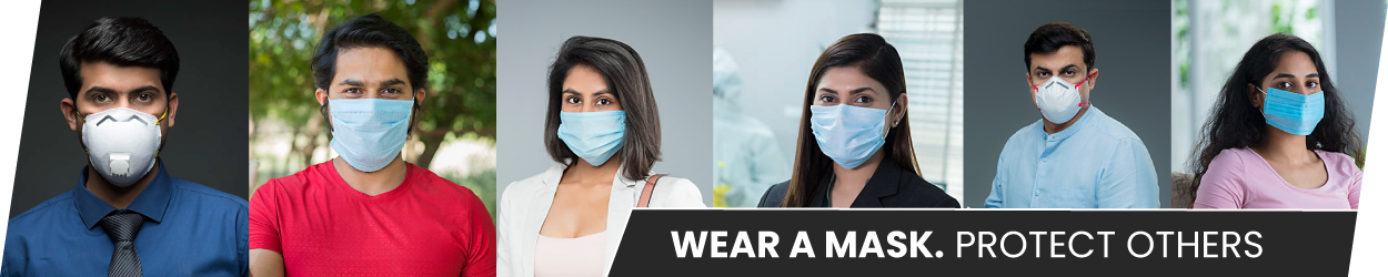 Wear a mask. Protect Others.